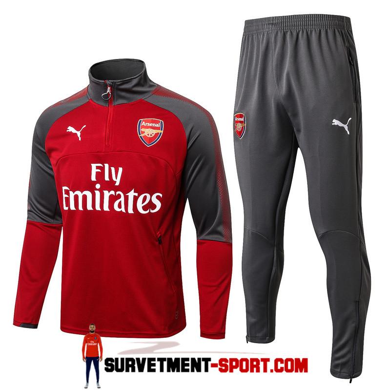ensemble de foot Arsenal Vestes