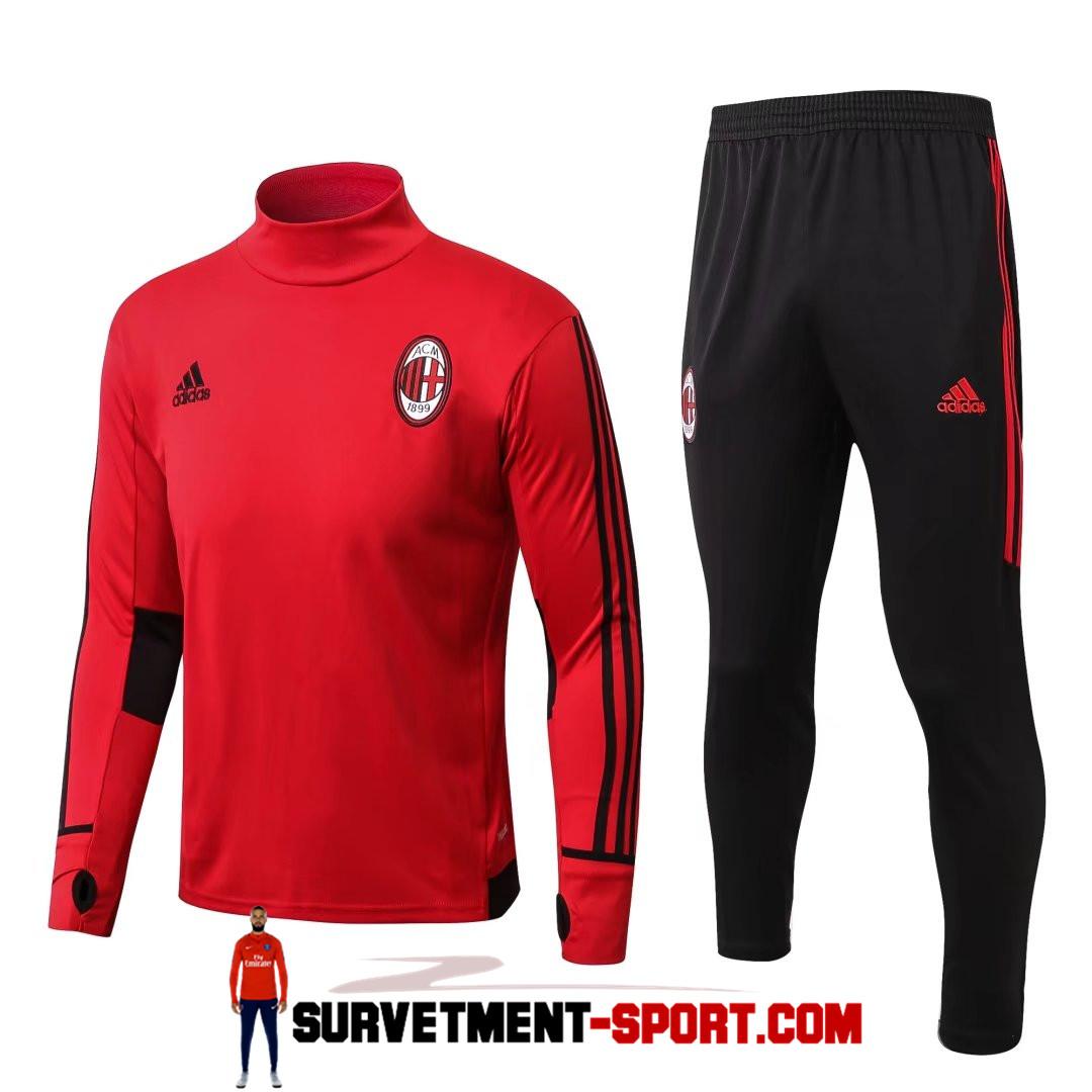 ensemble de foot AC Milan nouveau
