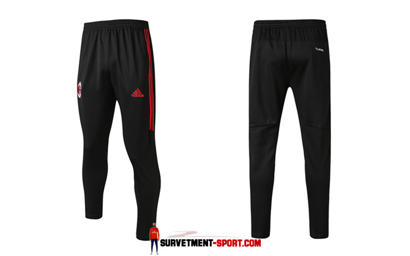 Nike Pantalon de Foot Survetement Milan AC Noir 2017 2018