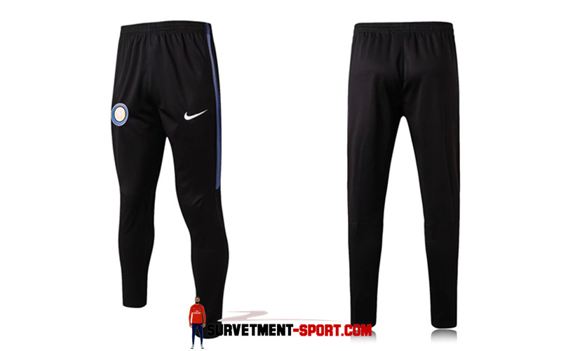 Nike Pantalon Inter Milan Noir 2017 2018