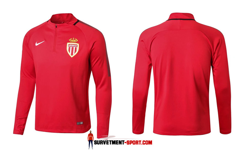 survetement AS Monaco de foot